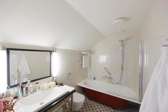 Neiburgs Hotel : Bathroom
