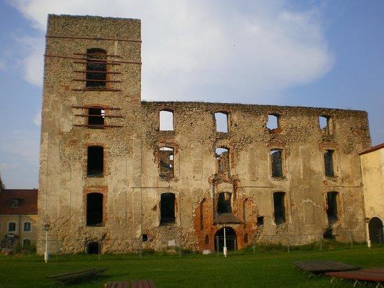 Poltsamaa, Estônia: Замок Пыльтсамаа
