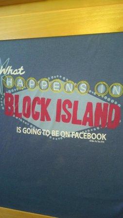 Block Island Ferry: ...because it's worth sharing!