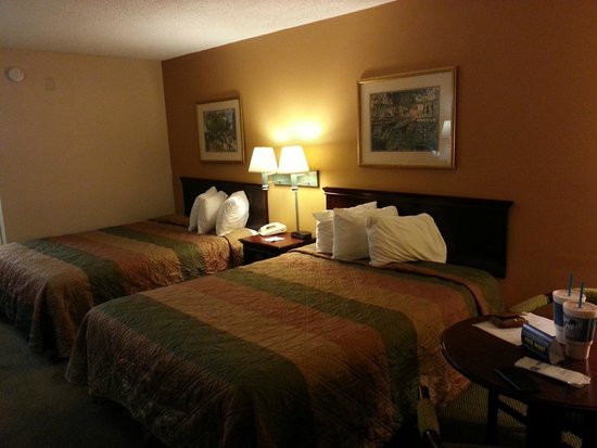 Quality Inn - Stone Mountain: chambre