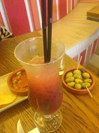 Chimichanga - Gloucester Quays