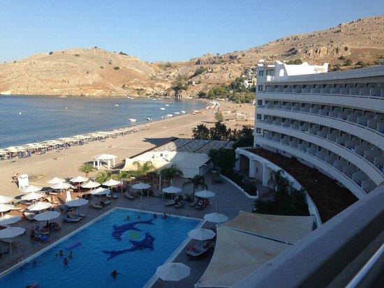 Sensimar Lindos Bay Resort & Spa: HOTEL