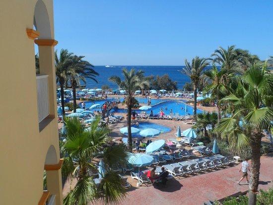 Sirenis Hotel Club Aura: Nice view from Balcony