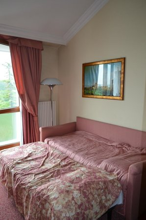 Park Hotel Villa Fiorita: Suite