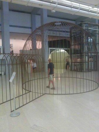Musée Calouste-Gulbenkian : The birdgage