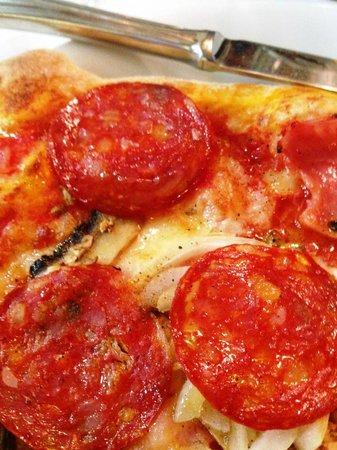 La Nonna: amazing pizza
