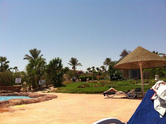 Radisson Blu Resort, Sharm El Sheikh: Quiet pool