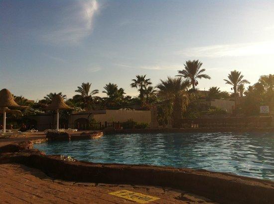 Radisson Blu Resort, Sharm El Sheikh: The quiet pool