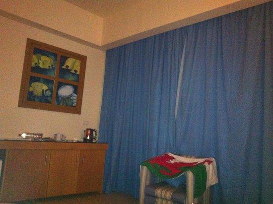 Radisson Blu Resort, Sharm El Sheikh: The room