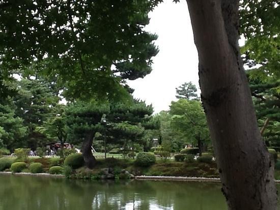 Kenrokuen Garden: le jardin