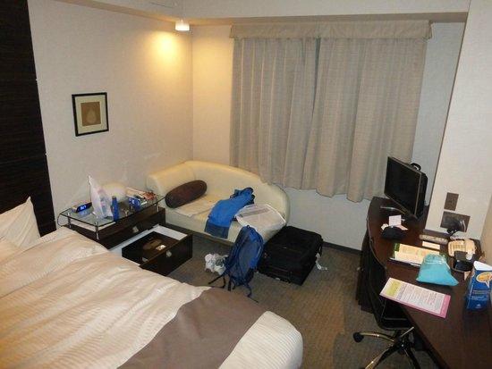 Citadines Central Shinjuku Tokyo: Standard room