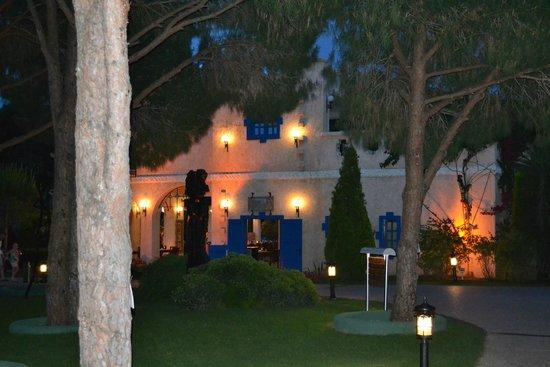 Voyage Belek Golf & Spa : Hotel grounds