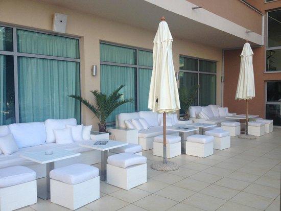 Zornitza Sands SPA Hotel : Лобби