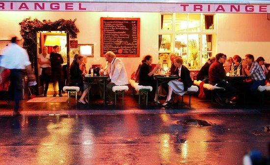 Triangel : Street view