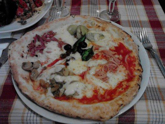 Pizza e Baba: pizza