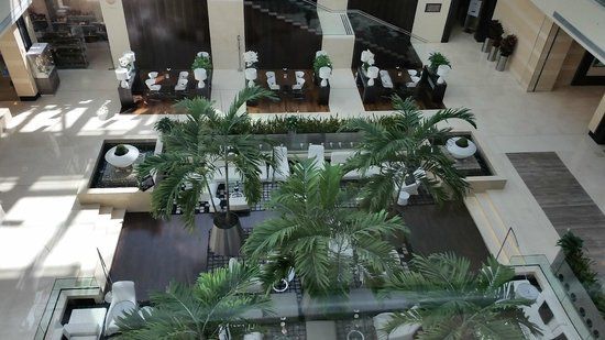 Oryx Rotana Doha: Lobby level