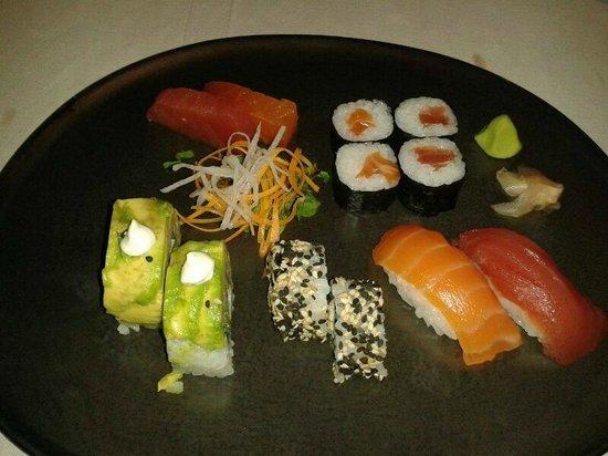 FREU Restaurant: Sushi