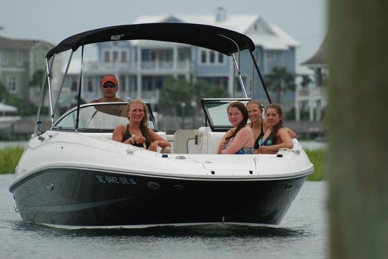 Sea Gate Boating: A great day on the water!