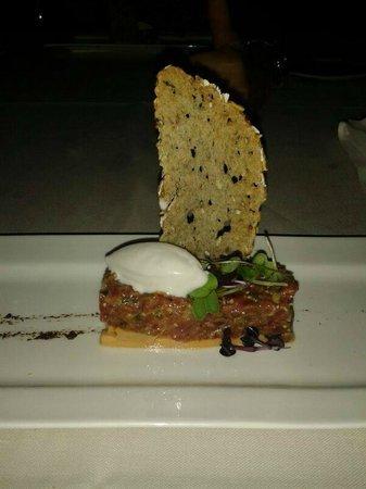 FREU Restaurant: Tartar