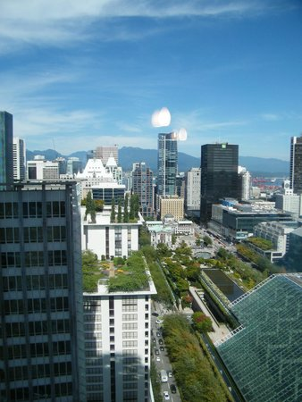 Club Intrawest - Vancouver: The view from our room