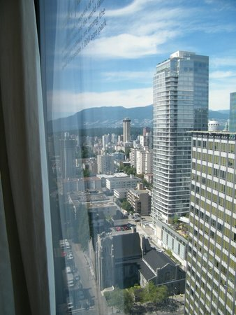 Club Intrawest - Vancouver: View from our bedroom
