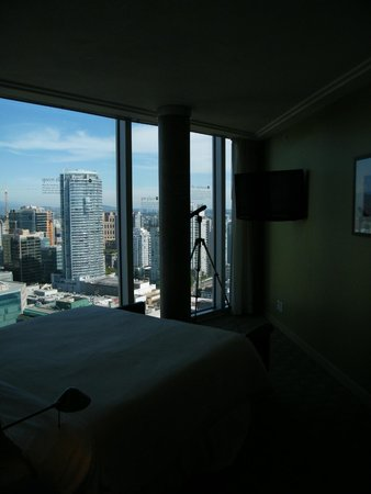 Embarc Vancouver: View from our bedroom