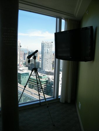 Embarc Vancouver: View from the bedroom