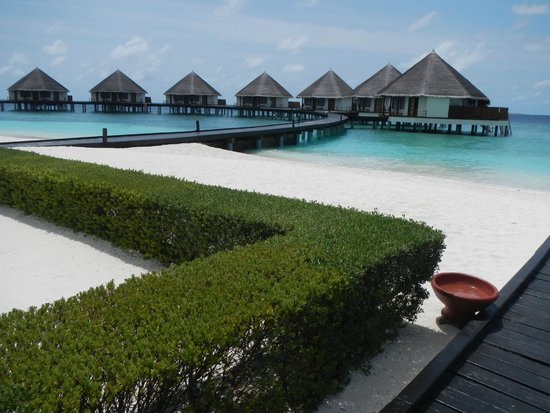 Adaaran Prestige Water Villas: hotel resort