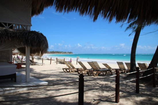 The Reserve at Paradisus Palma Real: Beach area