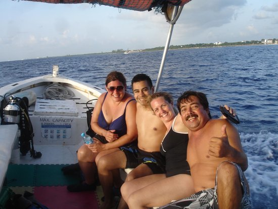 Pelagic Ventures: Dive before night dive