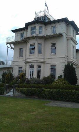 Thornton Hall Hotel & Spa: the main hotel