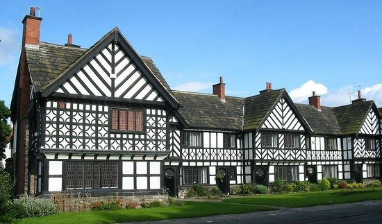 Thornton Hall Hotel & Spa: port sunlight