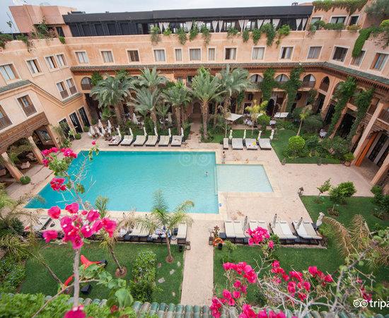 Les Jardins De La Koutoubia Updated 2019 Hotel Reviews Price