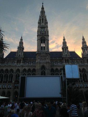 Rathausplatz: Festival du film musical