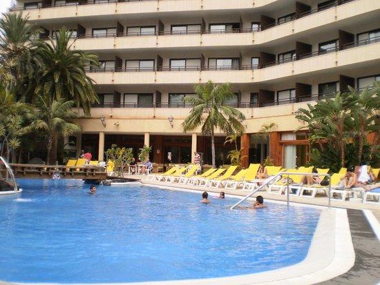 Hotel Puerto de la Cruz : PISCINA PRINCIPAL