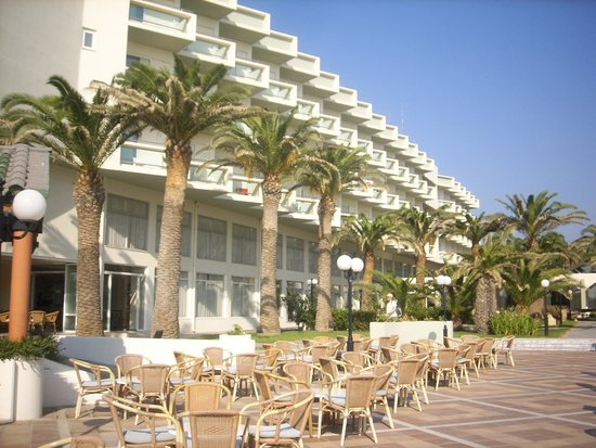 Apollo Beach Hotel : Anlage
