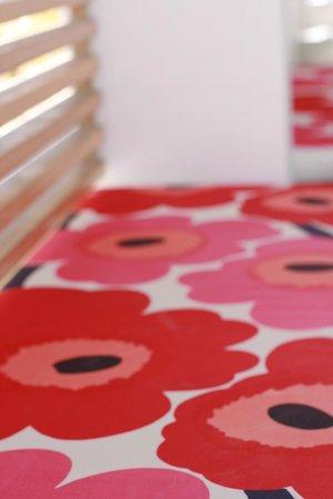 Ammos Hotel: Fabulous fabric