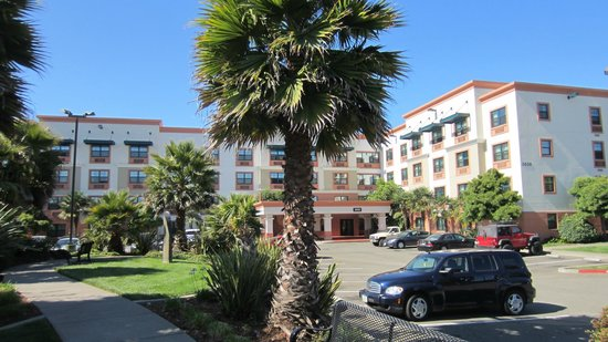 Extended Stay America - Oakland - Emeryville: Fachada do Hotel