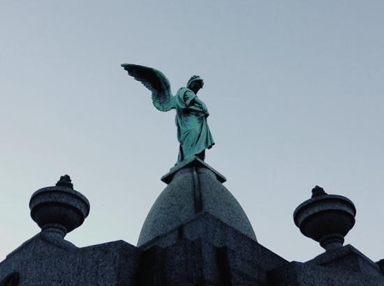 Cementerio de Recoleta: city of angels