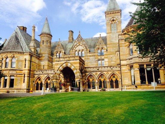 Ettington Park Hotel: Stunning place