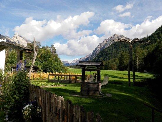 Hotel Aqua Bad Cortina : panorama