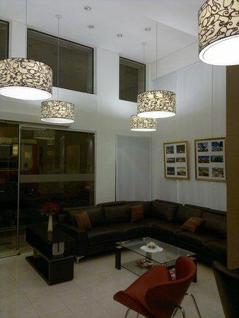 Hotel Uthgra de las Luces: Lobby