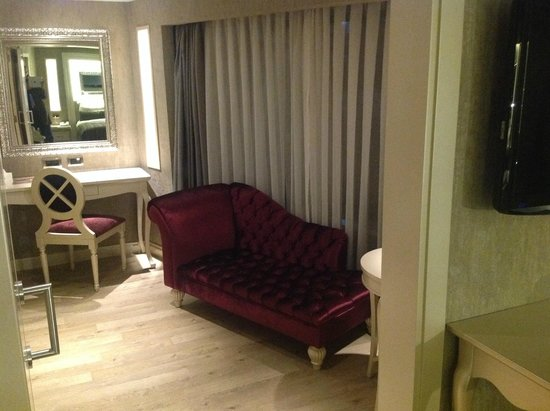 Limak Eurasia Luxury Hotel: room