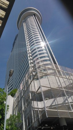 Millennium Hilton Bangkok: hotel milenium hilton
