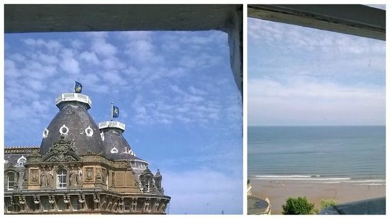 Travelodge Scarborough St Nicholas Hotel: view from our room