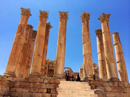 Ruinas de Jerash: Jerash