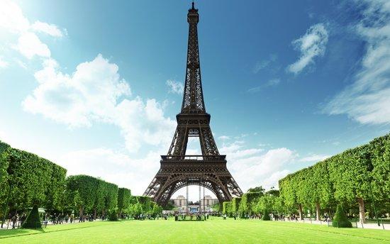 Tour Eiffel : Eiffel Tower, Paris