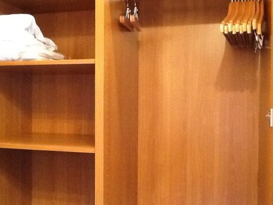 Hotel Torbräu: 1 of 2 closets in 201