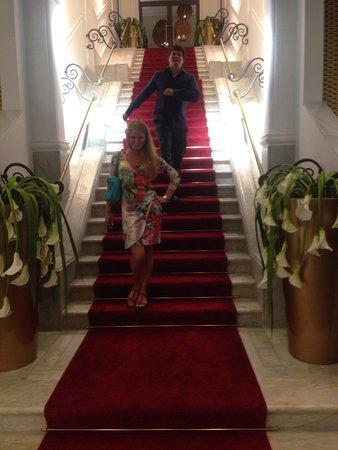 Vincci Gala Barcelona: В холле