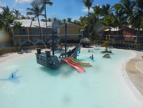 Grand Palladium Punta Cana Resort & Spa: pile